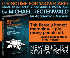 Michael Rectenwald - Springtime for Snowflakes