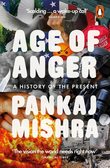 Pankaj Mishra - The Age of Anger (cover)