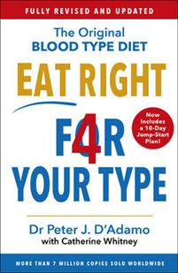 Peter J. D'Adomo - Eat Right for Your Type