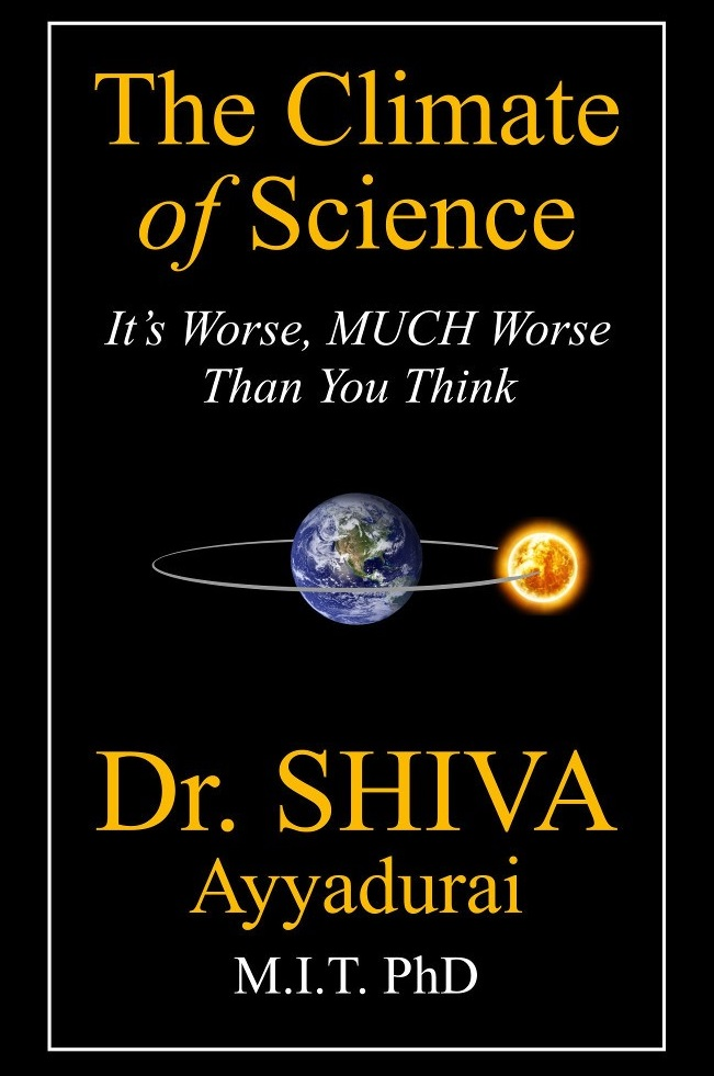 Shiva Ayyadurai - The Climate of Science