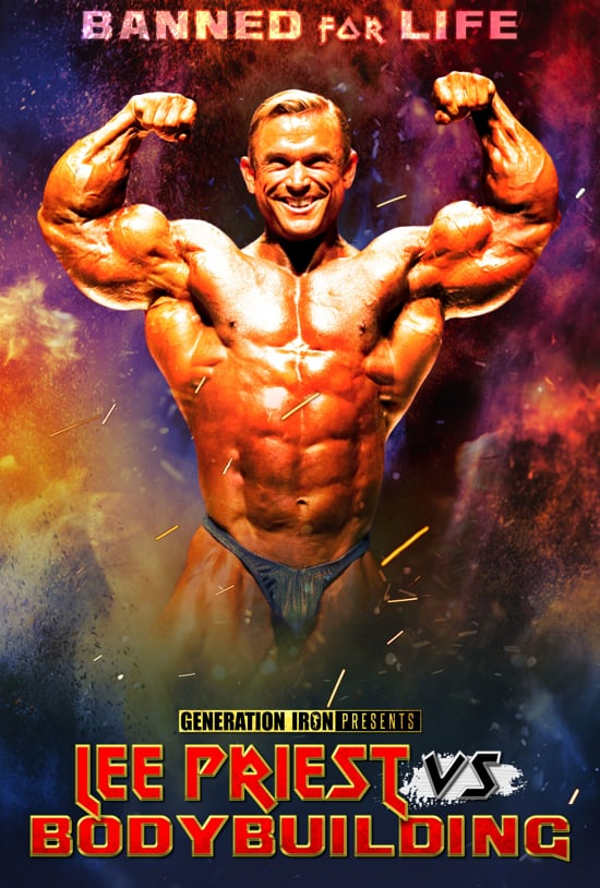 Lee Priest Vs Bodybuilding