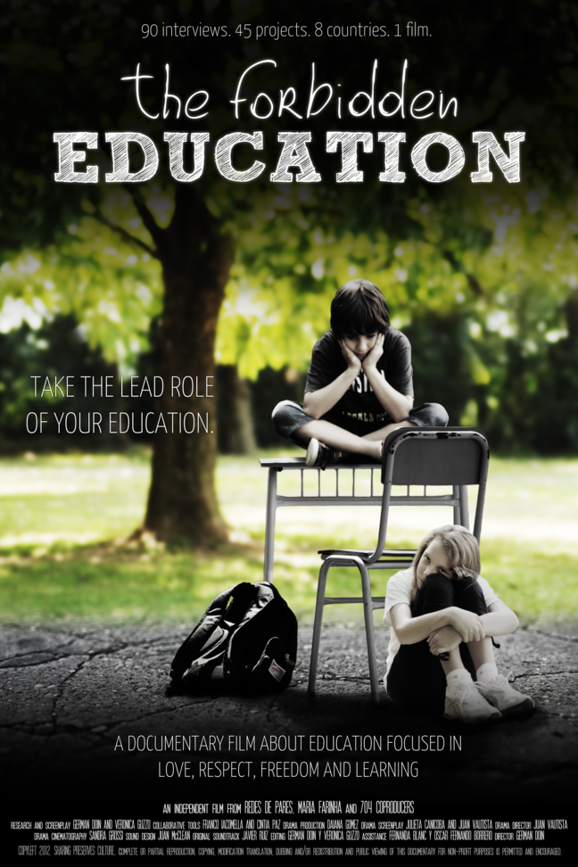 The Forbidden Education (La Educación Prohibida)