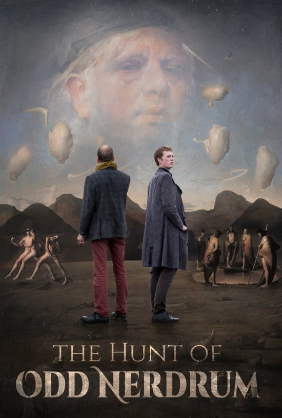 The Hunt of Odd Nerdrum